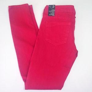 Express Jeans Stella Regular Fit Leggings NWT